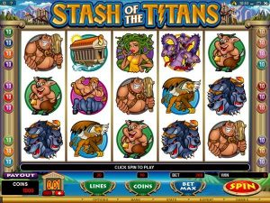 Kiwi Online Casino Slots